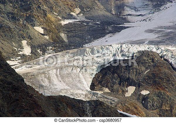Kauner valley glacier 14 - csp3680957
