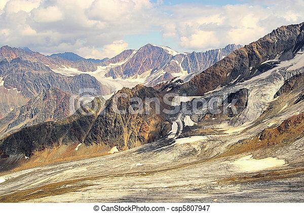 Kauner valley glacier 20 - csp5807947