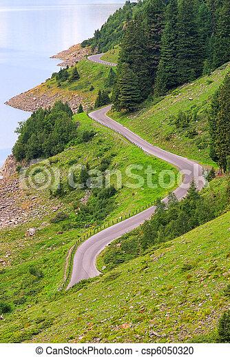 Kauner valley glacier road 09 - csp6050320
