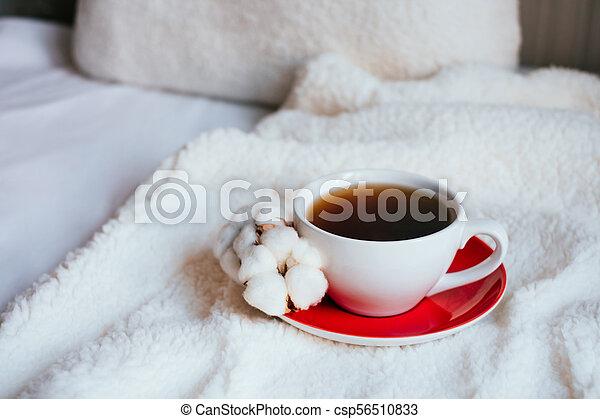 Kawa łóżko Rano