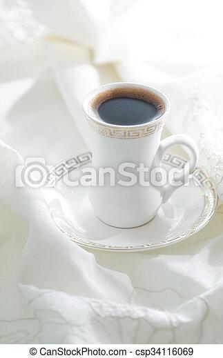 Kawa łóżko