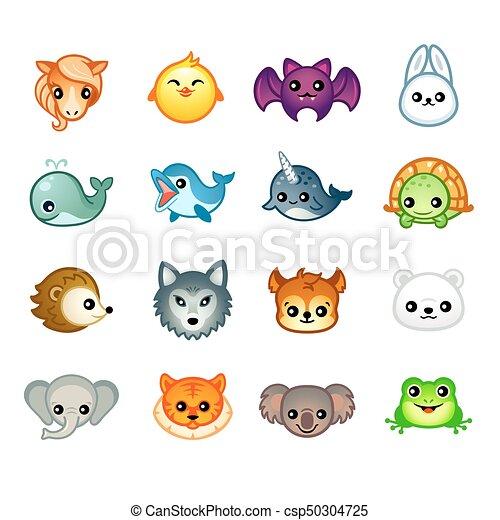 image animaux kawaii