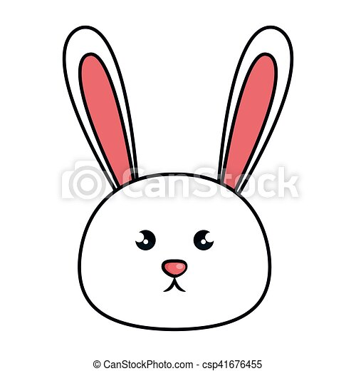 Kawaii Mignon Style Animal Lapin