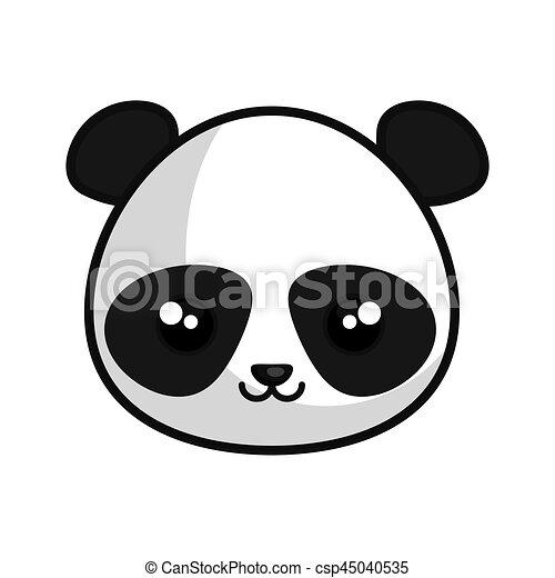 Kawaii Mignon Style Panda