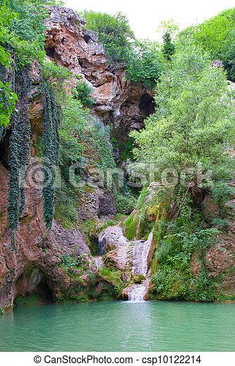 Kaya bunar waterfall - csp10122214