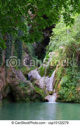 Kaya bunar waterfall - csp10122279