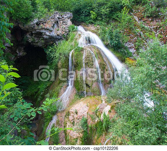 Kaya bunar waterfall - csp10122206