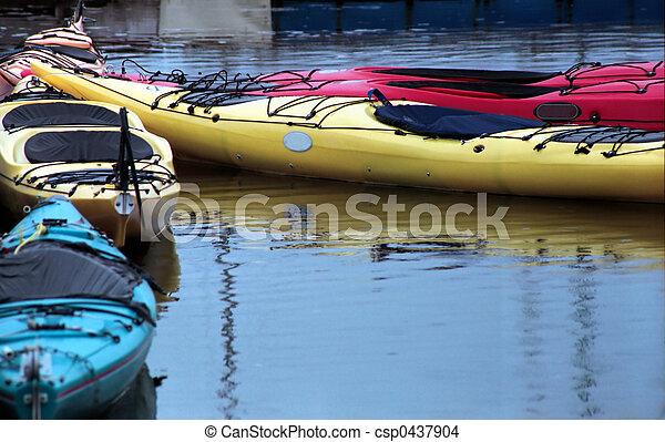 Kayak 1 - csp0437904