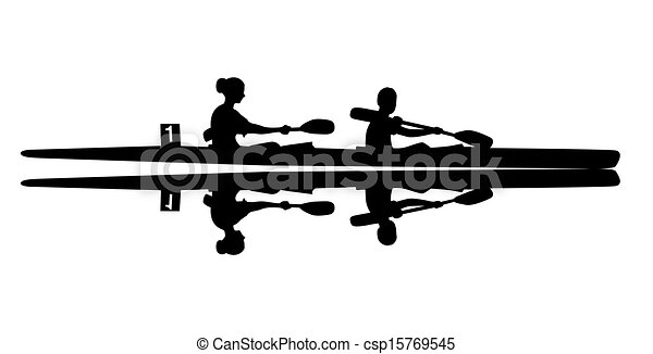 Kayak Paddling Clip Art And Stock Illustrations 2037 EPS Vector Graphics Available To Search From Thousands Of