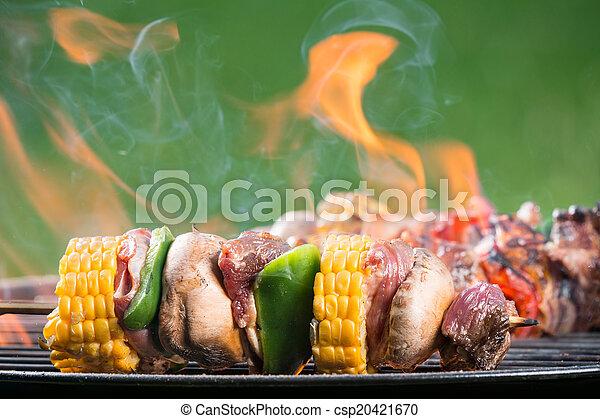 Kebabs - csp20421670