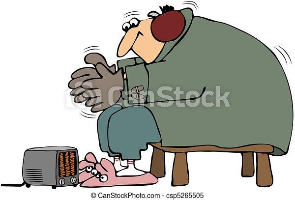 warm blanket clipart. keeping warm csp5265505 blanket clipart a