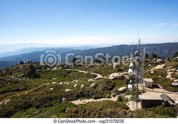 Keller Peak View - csp31079235