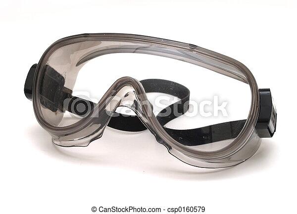 kemisk, goggles - csp0160579
