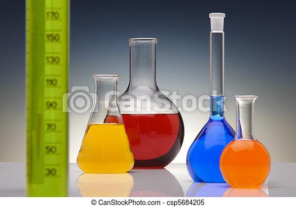kemisk, laboratorium - csp5684205
