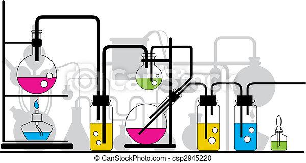 kemisk, testning - csp2945220