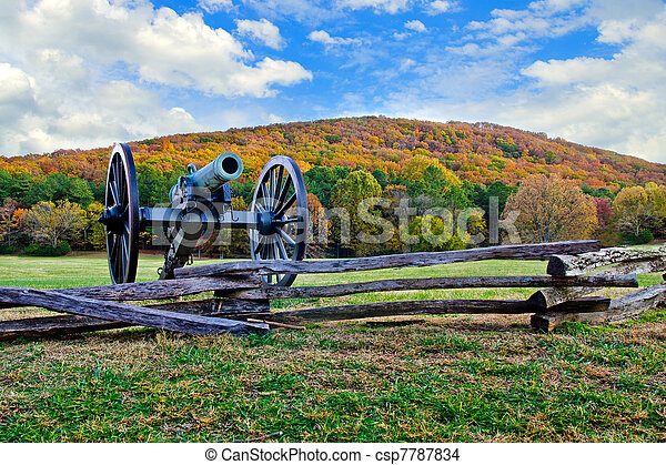 Kennesaw Mountain Battlefield - csp7787834