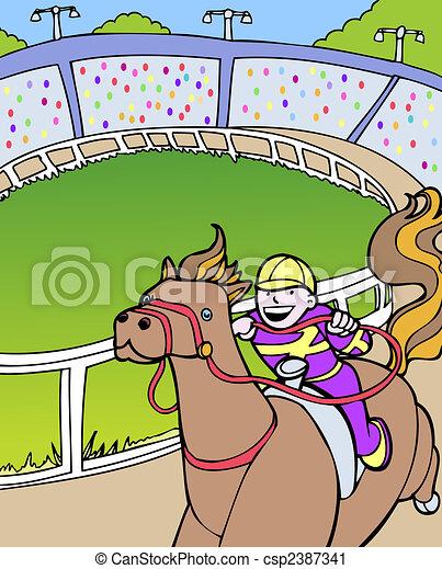 kentucky derby - csp2387341