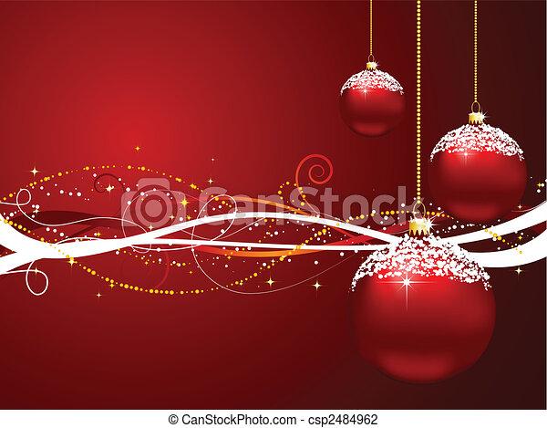 kerst baubles - csp2484962