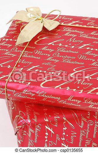 kerstballen - csp0135655