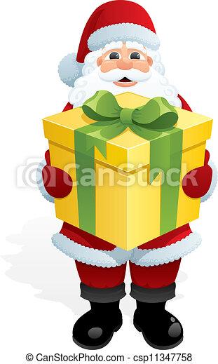 Kerstman Cadeau