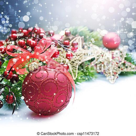 kerstmis - csp11473172