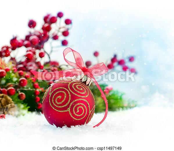 kerstmis - csp11497149