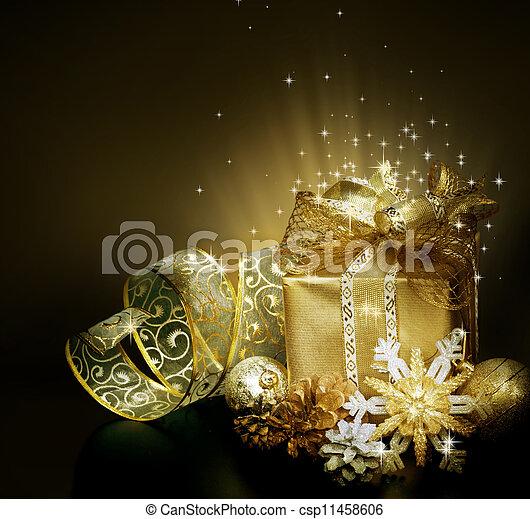 kerstmis - csp11458606