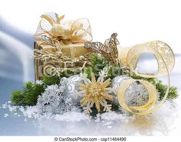 kerstmis - csp11464490