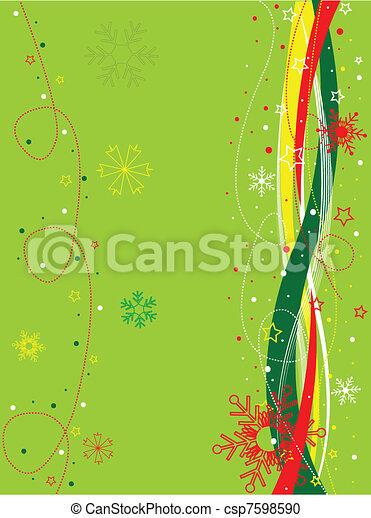 kerstmis - csp7598590