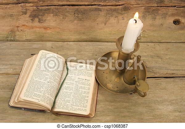 Gebet Kerze