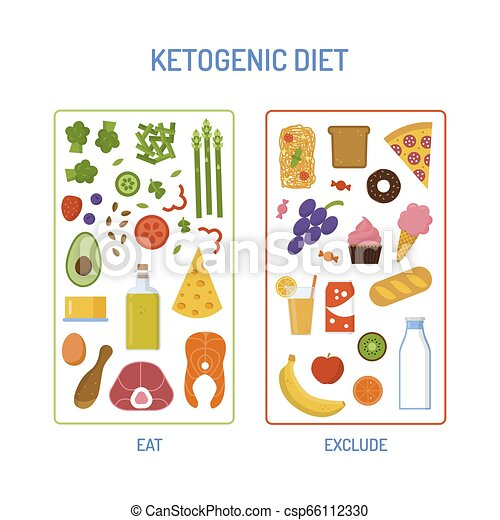 what to exclude in keto diet