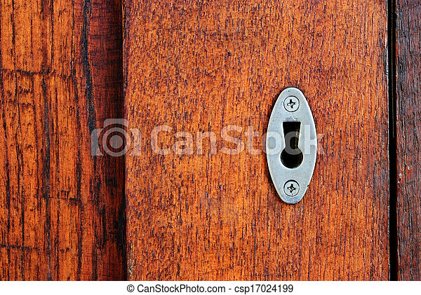 Key hole - csp17024199