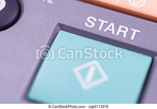 Key Pad #1 - csp0113376