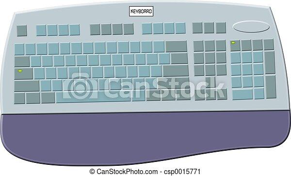 Keyboard - csp0015771
