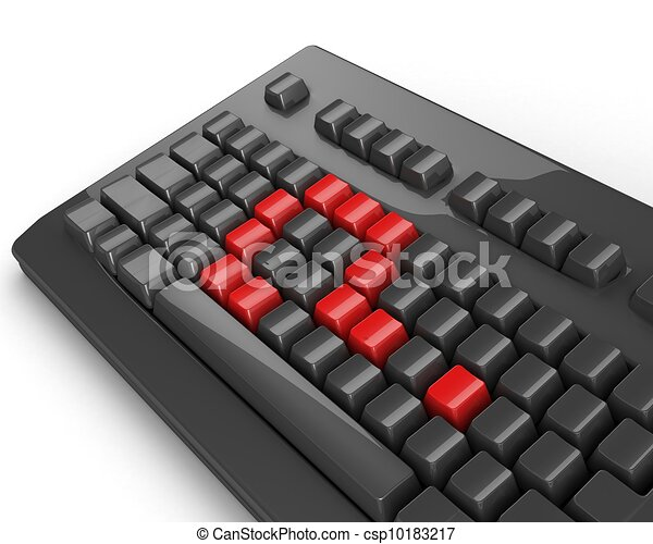keyboard question - csp10183217