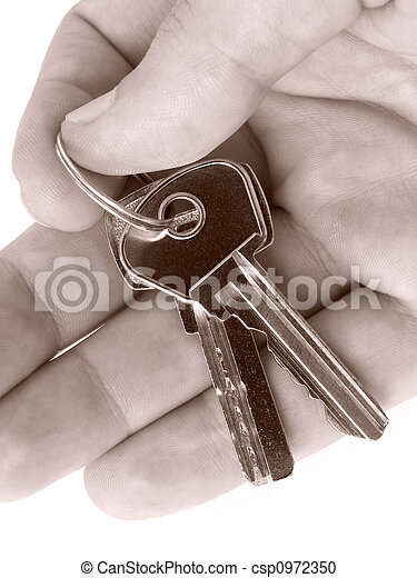 keys in hand - csp0972350
