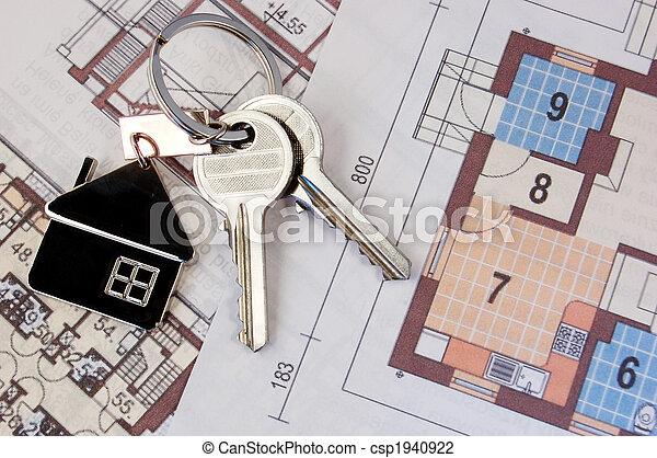 Keys on blueprint keys with home on blueprints keys on blueprint csp1940922 malvernweather Images