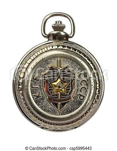 kgb, 時計 - csp5995443