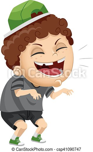 Naughty and obedient kids set children with good Vector Image