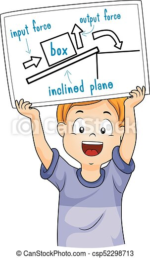 Kid boy drawing inclined plane blueprint illustration of a kid boy drawing inclined plane blueprint csp52298713 malvernweather Image collections