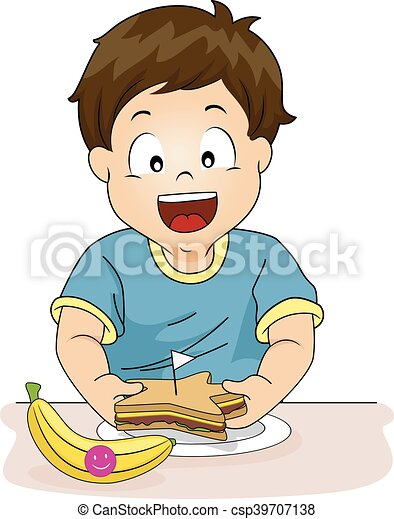 Eating Like A Kid