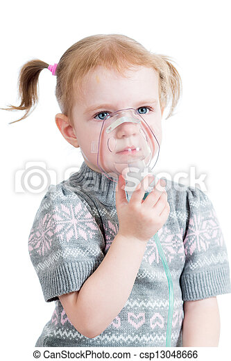Girl Holding Mask