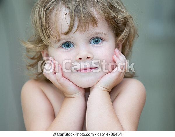 kid - csp14706454