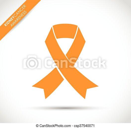 kidney cancer awareness - csp37540071