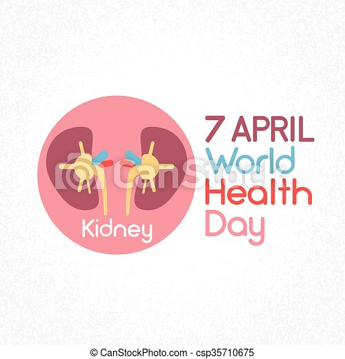 Kidney World Health Day 7 April