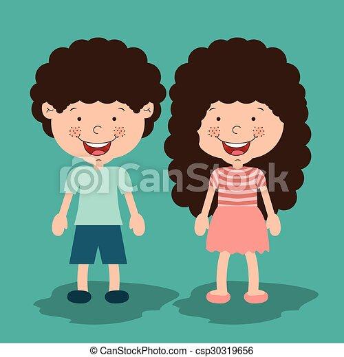 Kids design  - csp30319656