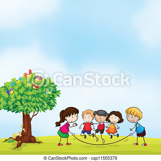 kids - csp11555379