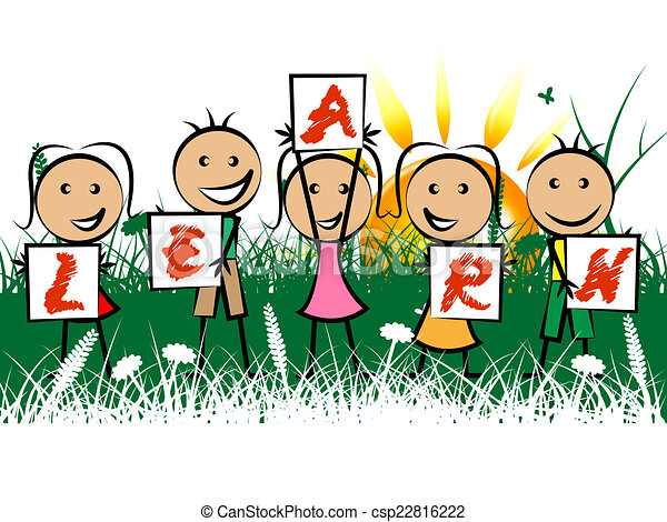kids learn shows childhood studying and toddlers kids learn clip rh canstockphoto com studying clipart png clipart studying girl