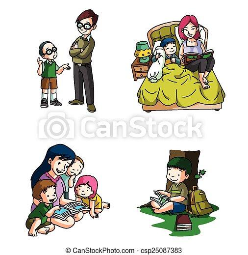Kids lifestyle - csp25087383