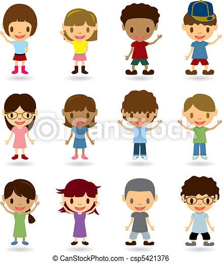 Kids Model Set - csp5421376